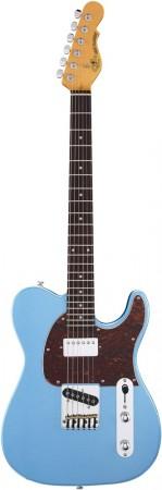 G&L Tribute Asat Classic Bluesboy Lake Placid Blue