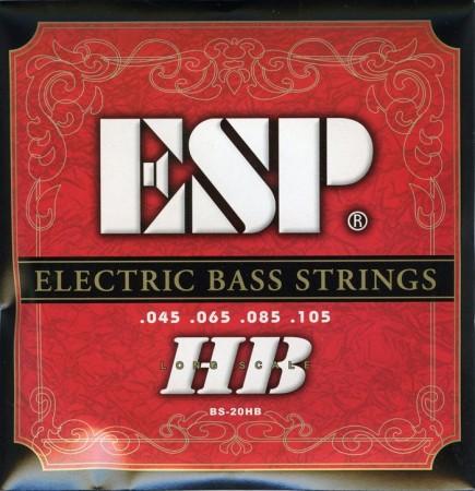 ESP BS-20 HB El-bass strenger