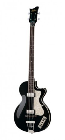 H�fner Club Bass - CT Black