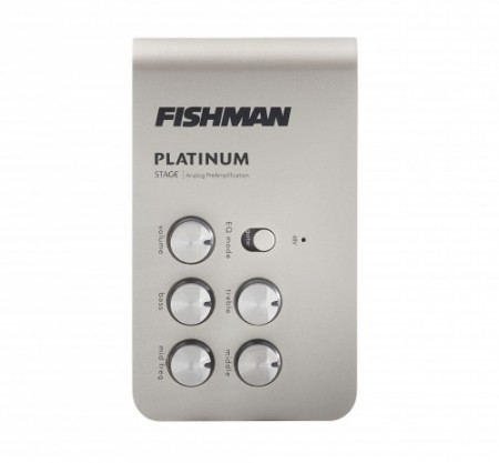 Fishman PRO-PLT-301 Platinum Stage Analog Universal Preamp