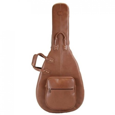 Reunion Blues 255-15-34 Jazz/Western bag Brown Leather