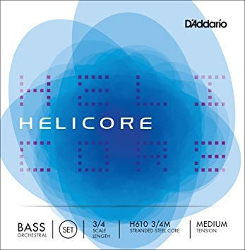 D´Addario H610 Helicore Orchestral 3/4