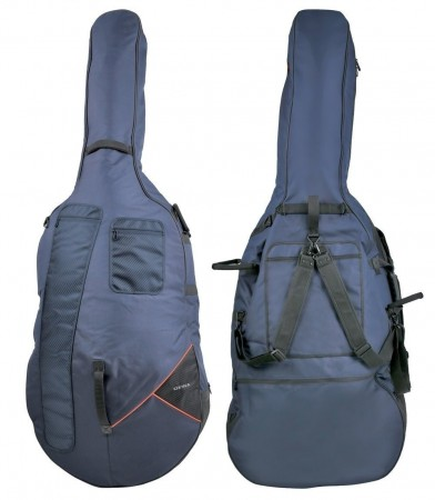 Gewa Double bass gig-bag Premium 3/4