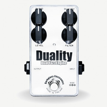 Darkglass Duality – Dual Fuzz Engine