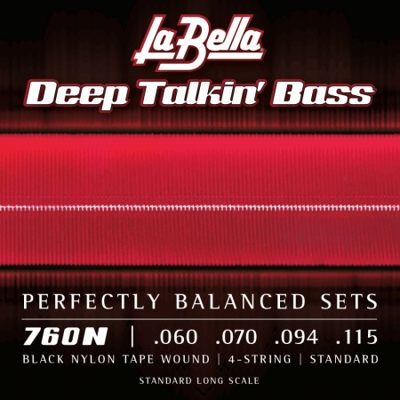 LaBella 760N Black Nylon Tape