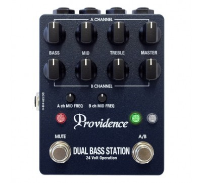 Providence DBS-1 Bass Preamp