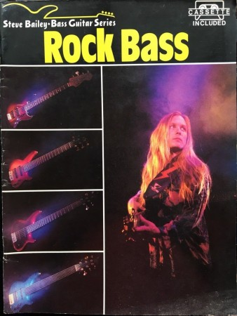 Steve Bailey - Rock Bass