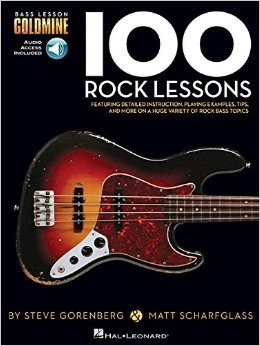 Bass Lesson Goldmine 100 Rock Lessons