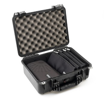 DPA d:vote 4099 Touring Kit, 4 Mics and accessories for Normal SPL