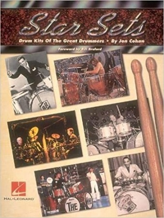 Star Sets: Drum Kits of the Great Drummers