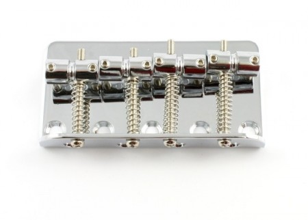 All Parts Chrome Bridge for P-Bass® and J-Bass®