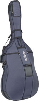 Soundwear Performer 3/4 Bass Bag 25mm Blue