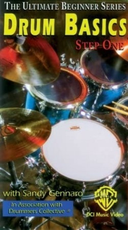 The Ultimate Beginner Series: Drum Basics Step One & Two Combined