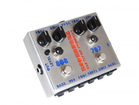Rodenberg GAS-728 NG Clean Boost / Overdrive