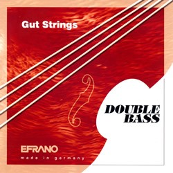"Efrano ""Flexible"" Gut String Set (E Wound) Strong"