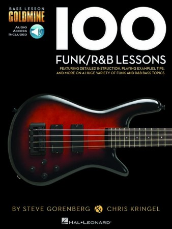 Bass Lesson Goldmine 100 Funk/R&B Lessons