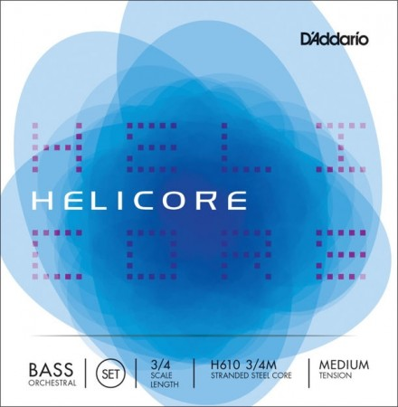 D'Addario H610 Helicore Orchestral