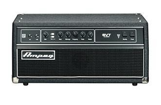 Ampeg SVTCL Bass Head classic 300W all tube