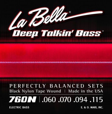 LaBella 750N Black Nylon Tape Wound 60-115