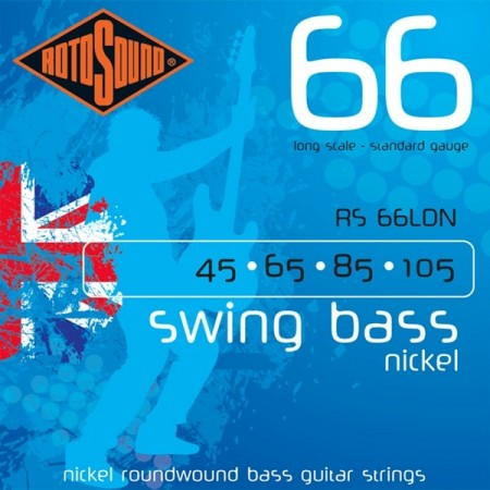 Rotosound RS-66LDN Swing Bass (045-105)