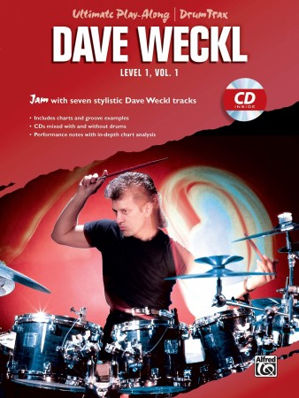 Ultimate Play-Along Drum Trax Dave Weckl