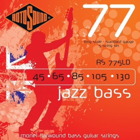 Rotosound RS-775LD Jazz Bass (045-130)