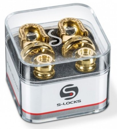Schaller S-Locks (Gold/Gull)
