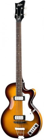 Höfner Club Bass - Ignition Sunburst