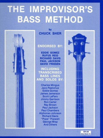 The Improvisor´s Bass Method: For Electric & Acoustic Bass