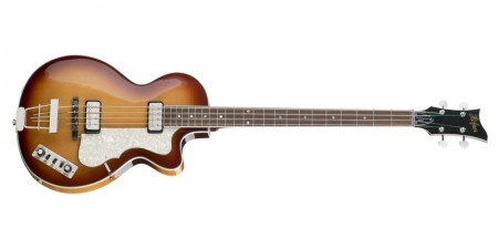 Höfner Club Bass - CT - sunburst